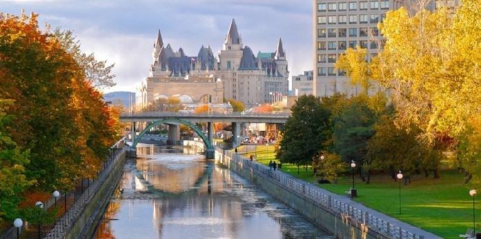 Достопримечательности канадской столицы