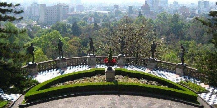 Мехико — город изумительных многообразий