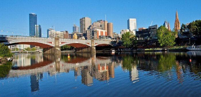 Мельбурн — культурный центр Австралии