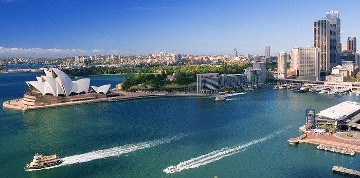 Сидней — туристический центр Австралии