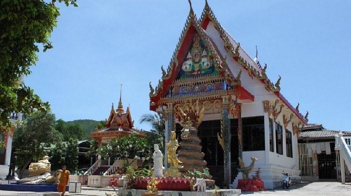 Буддийский храм на Ко Лане