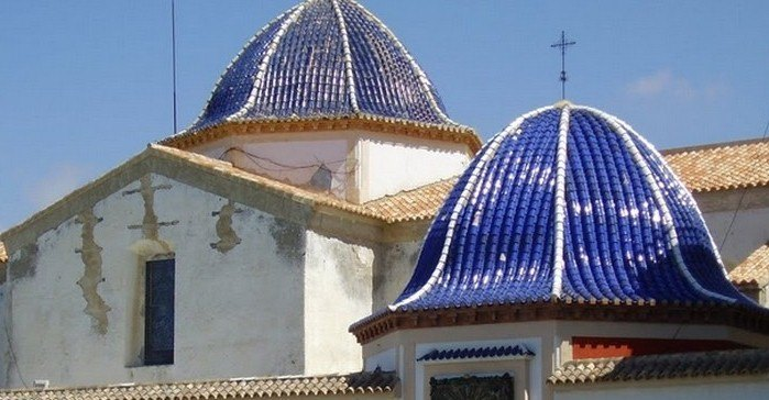 Церковь Сан-Хайме-и-Санта-Анна, Iglesia de San Jaime y Santa Ana, Церковь Святого Хайме и Святой Анны, бенидорм церковь