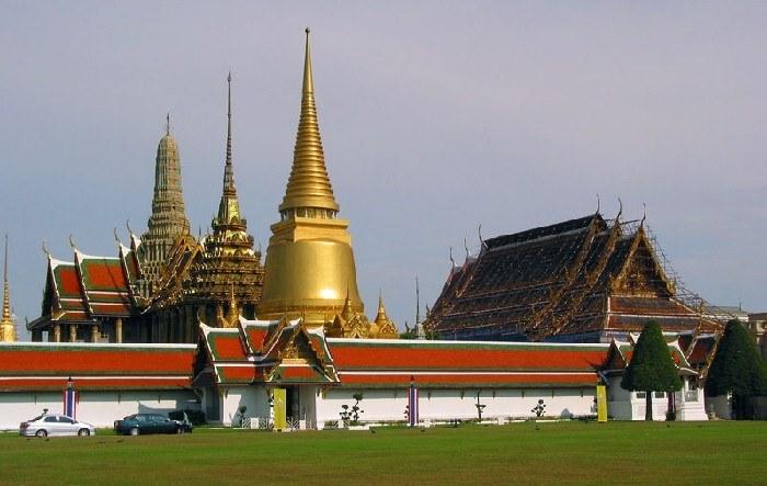Храм Изумрудного Будды, ват пхра кео