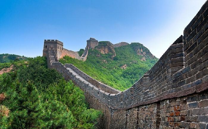 Китайская Стена, великая китайская стена фото