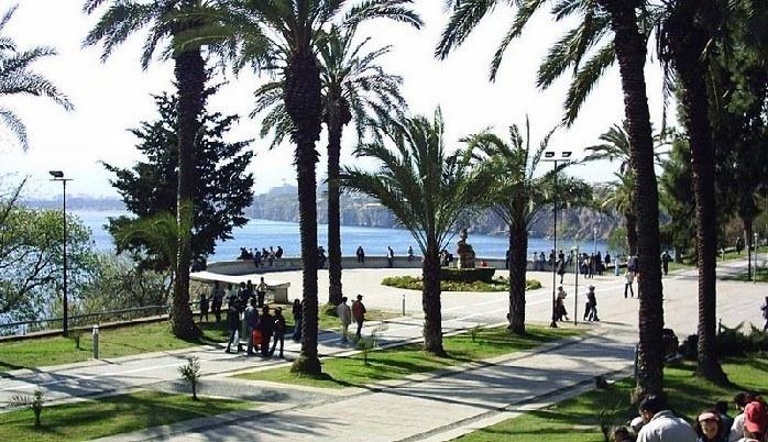Парк Караалиоглу, анталия фото