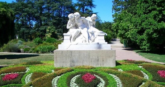 Парк Parc de la Tete d'Or