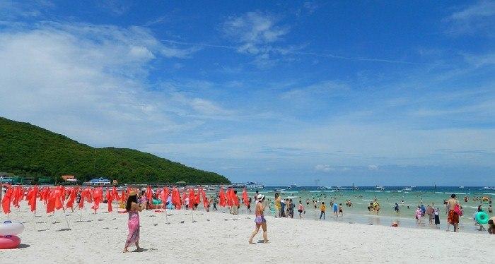 Та Waen Beach