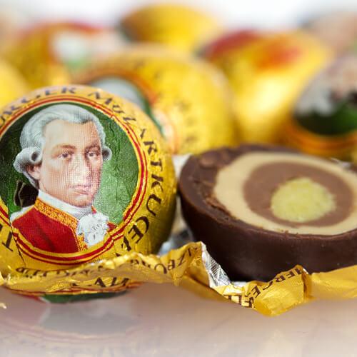 конфеты моцарт зальцбург