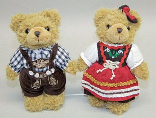 игрушки сувениры из зальцбурга