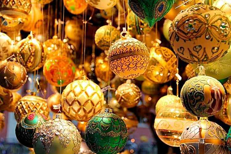 рождественские украшения из зальцбурга