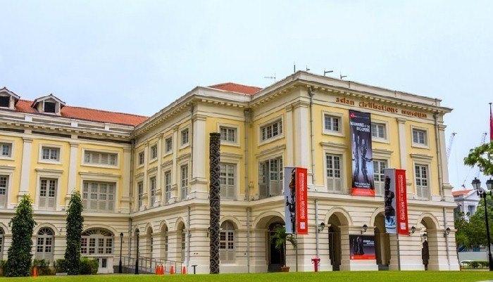 Музей цивилизации Азии