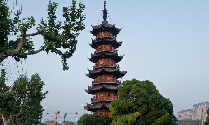 Пагода Лунхуа