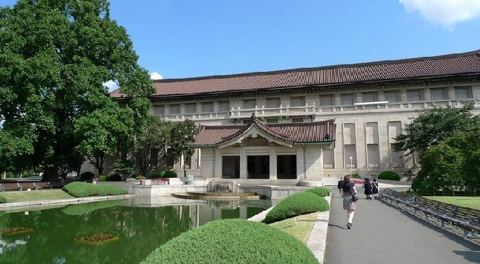 Токийский музей