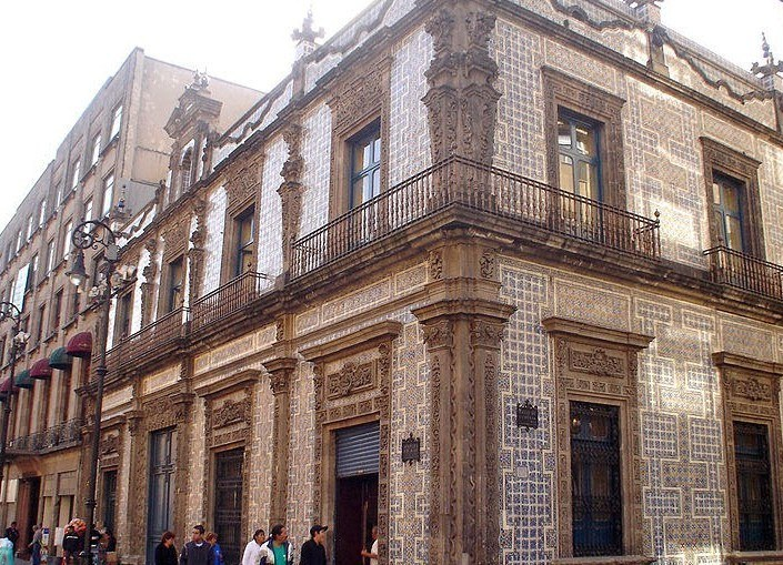 Каса де лос Азулехос