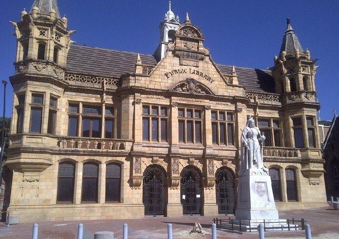 Главная публичная библиотека Порт Элизабет