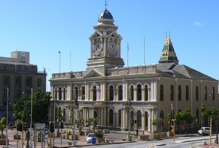 Городская ратуша Порт Элизабет