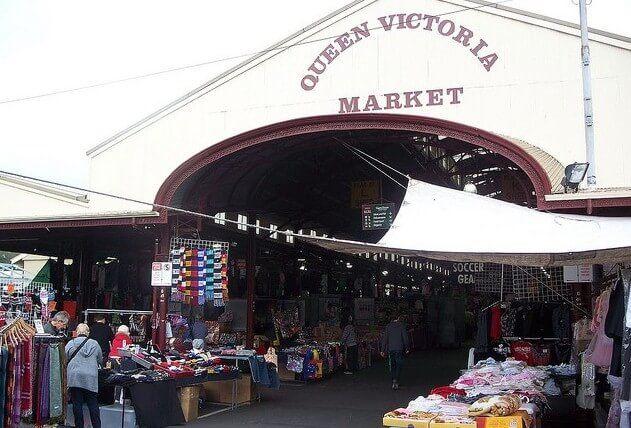 Рынок Королевы Виктории