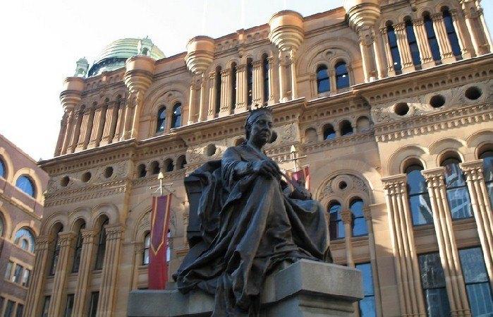Здание Королевы Виктории
