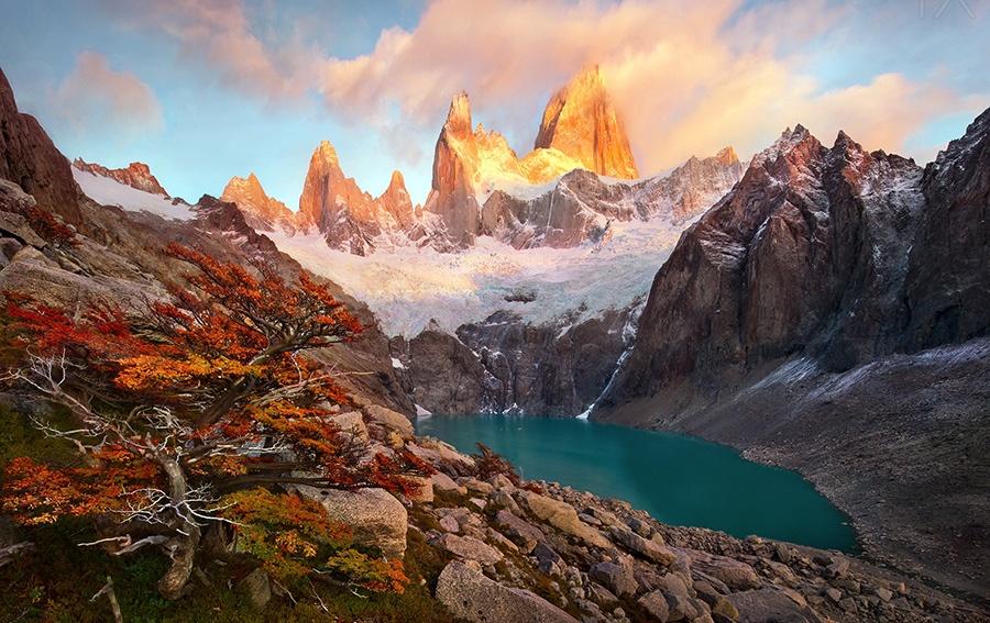 Эль-Чалтен — нетронутая красота Патагонии