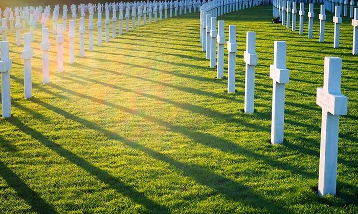 люксембургское американское кладбище, фото люксембурга