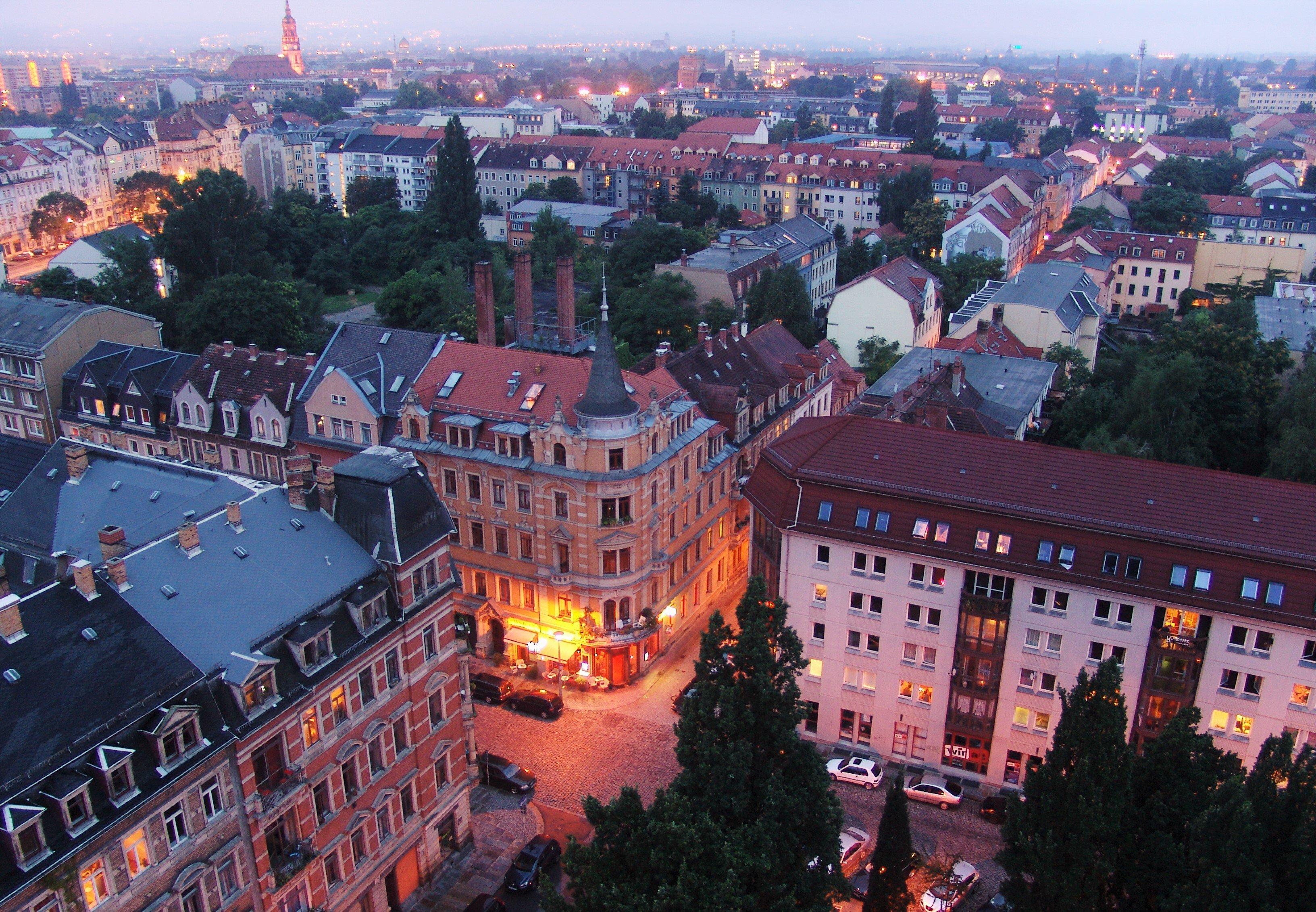 Дрезден. Часть 2.