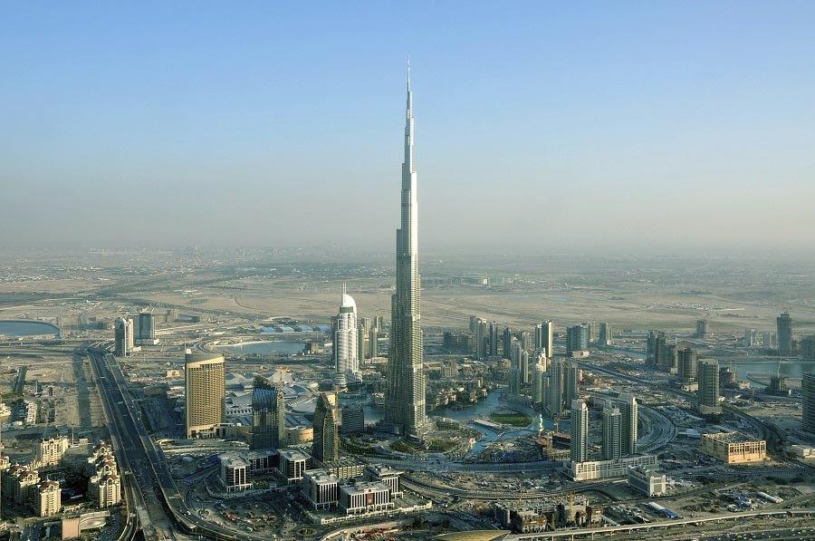 Дубай — город завтрашнего дня