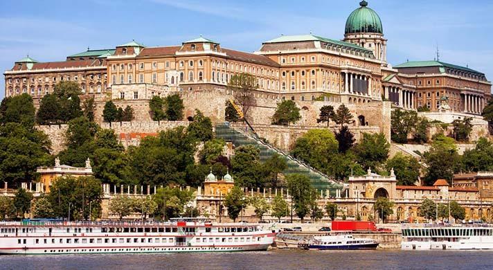 Королевский дворец, Будапешт