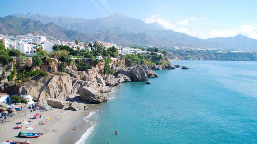 малага испания пляжи