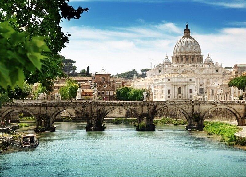 Ватикан - город-музей под открытым небом