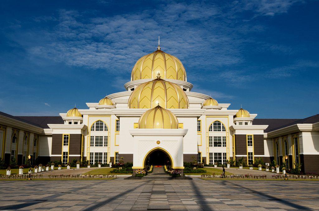 королевский дворец куала лумпур
