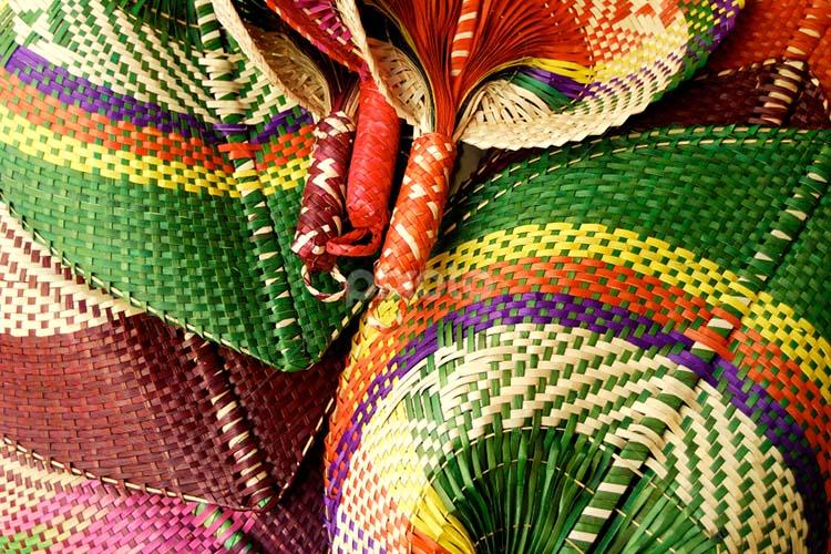 плетеные сувениры куала лумпур